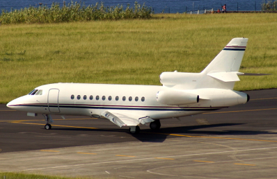 1987 Falcon 900B - For Sale