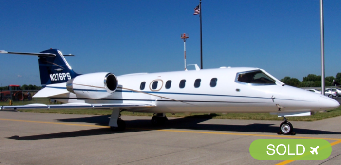 2001 LearJet 31A - For Sale