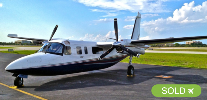 1973 AERO COMMANDER 690A – N57113 - SOLD | Assurance Aviation