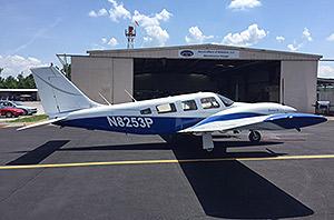 1980 Piper Seneca II - N8253P